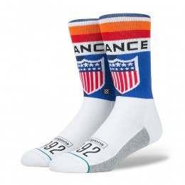 Stance Decathlon Socks Navy