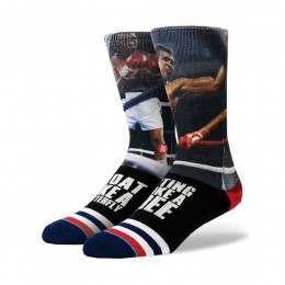Stance G.O.A.T X Muhammad Ali Socks Black