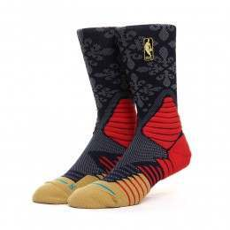 Stance NBA On Court Rising Stars Socks Navy