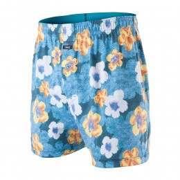 Stance Poppy Cotton Boxers Blue