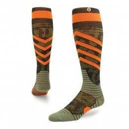 Stance Spec Snow Socks Orange