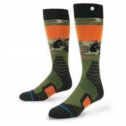 Stance Legend Merino Snow Socks Camo