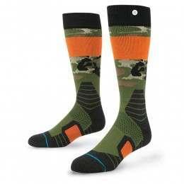Stance Legend Merino Snow Socks Camo