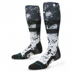 Stance Mineral Fusion Snow Socks Black
