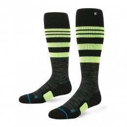 Stance Augite Snow Socks Black