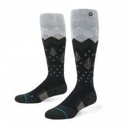 Stance Hoodoo Snow Socks Charcoal