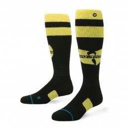 Stance Wu Tang Wool Snow Socks Black