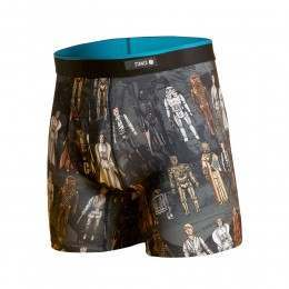 Stance X Star Wars 40th Anniversary Boxers Black