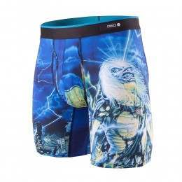 Stance Iron Maiden BB Poly Boxers Black