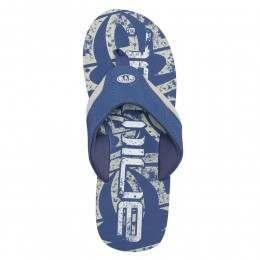 Animal Jekyl Logo Sandals Lakewood Blue