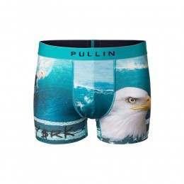 Pull-In Master Rockaway Boxers Blue