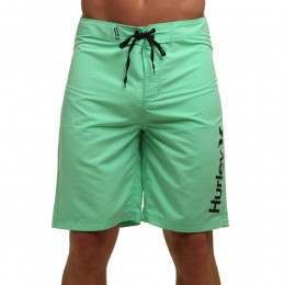 Hurley One & Only Heather Boardshorts Elec Green