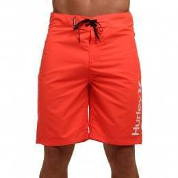 Hurley One & Only Boardshorts Bright Crimson