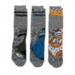 Stance X Star Wars Droid 3 Pack Socks