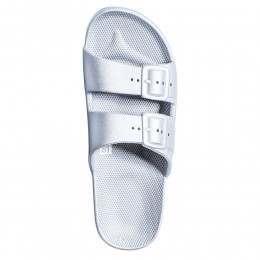 Moses Slider Sandals Silverado