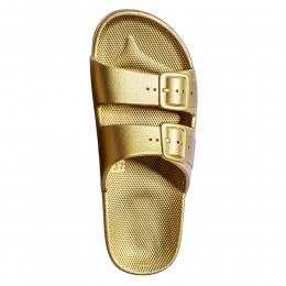 Moses Slider Sandals Goldie
