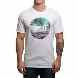 Hurley JJF Nebula Tee White
