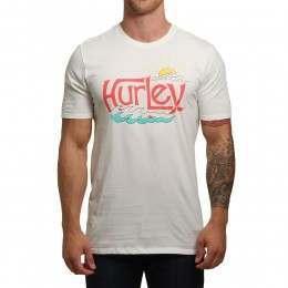 Hurley Sunny Dayz Tee Sail