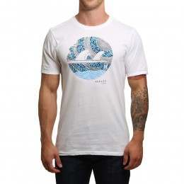 Hurley Finset Tee White