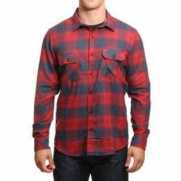 Hurley Cora Dri-Fit Shirt Team Red