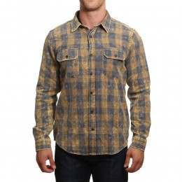 Hurley Perry Shirt Armory Navy