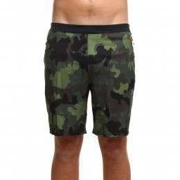 Hurley Alpha Trainer Hybrid Shorts Camo