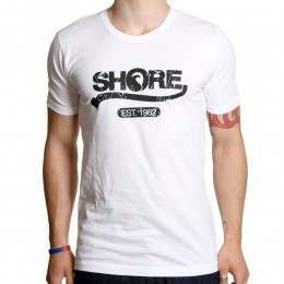 SHORE RETRO TEE White