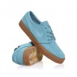 Nike SB Stefan Janoski Shoes Noise Aqua/Gum