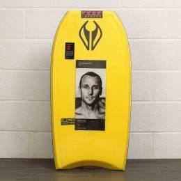NMD Element PE Bodyboard 42 Inch Yellow/Navy/Black