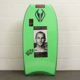 NMD Njoy PE Bodyboard 44 Inch Green/Green/Black