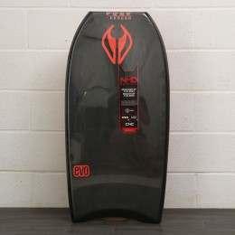 NMD Evo PE Bodyboard 42 Inch Black/Black/Red