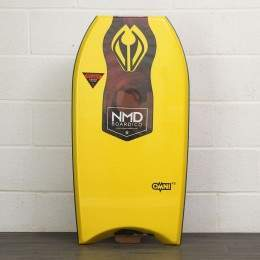 NMD Omni EPS Bodyboard 42 Inch Yellow/Blk/White
