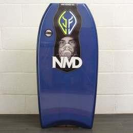 NMD JASE FINLAY PE BODYBOARD 41 INCH Blu/Yel/Blk