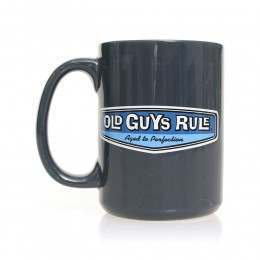 Old Guys Rule Rear View Mug