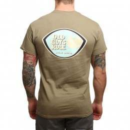 Old Guys Rule Living Legend Surf Tee Prairie Dust