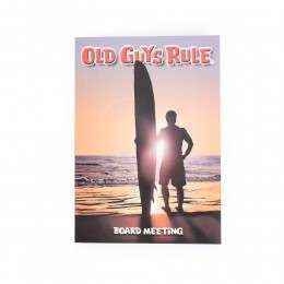 OLD GUYS RULE 'BOARD MEETING' CARD