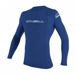 ONeill Basic Skins Long Sleeve Crew Rash Vest Pac