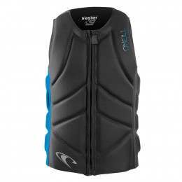 ONeill Slasher Comp Impact Wakeboard Vest Graph/Bl