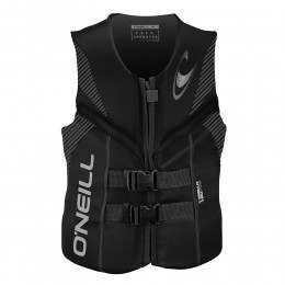 ONeill Reactor 3 Buoyancy Aid Impact Vest Black