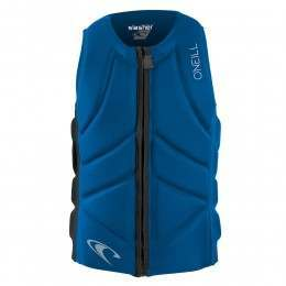 ONeill Slasher Comp Impact Wakeboard Vest Ocn/Blk