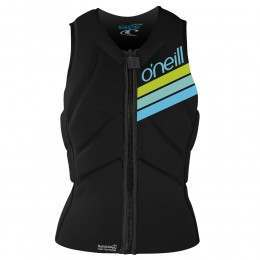 ONeill Womens Slasher Kite Impact Vest Black