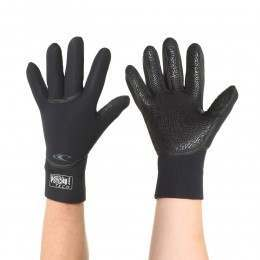 ONeill Psycho DL 6/5/4 Wetsuit Gloves Black