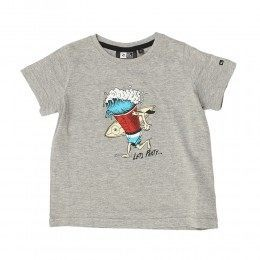 RIPCURL FUNNY ART INFANTS TEE Beton Marle