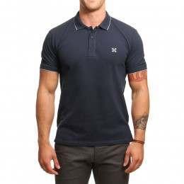 Oxbow Fredi Polo Shirt Navy