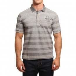 Oxbow Pentec Polo Shirt Gris Zinc