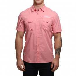 Oxbow Calesco S/S Shirt Flamingo