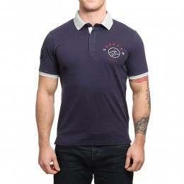 Oxbow Opaca Polo Shirt Marine