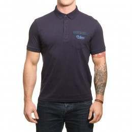 Oxbow Novoli Polo Shirt Deep Marine