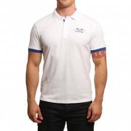 Oxbow Peskot Polo Shirt Blanc