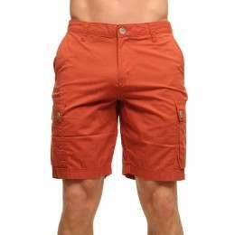 Protest Earth 16 Cargo Shorts Red Earth
